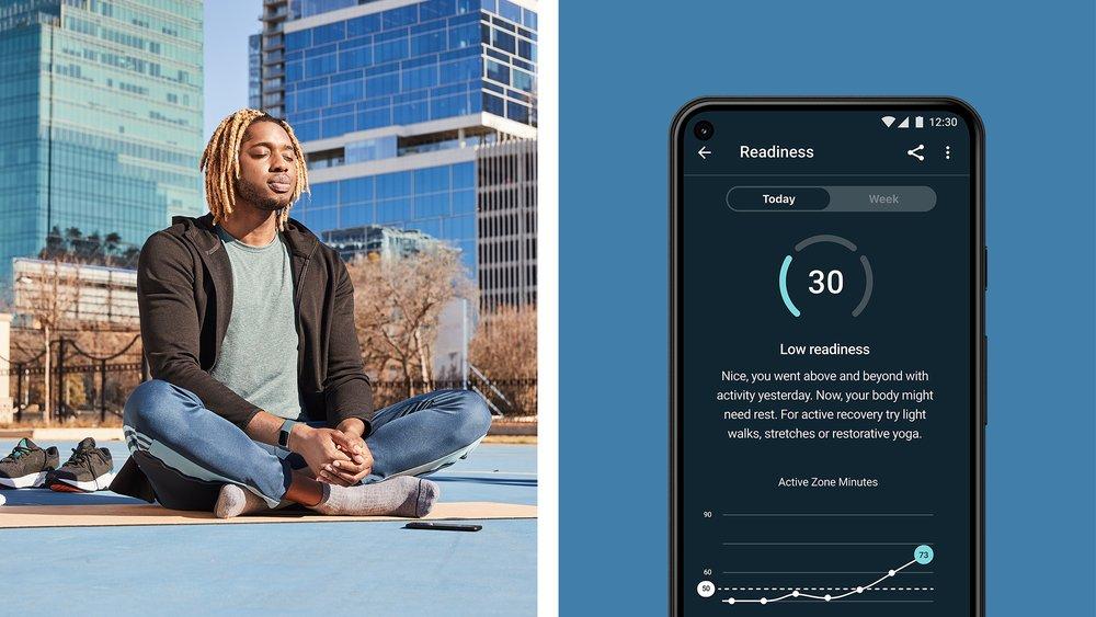 Fitbit 下個月會向 Premium 訂戶提供 30 條 Calm 影片。