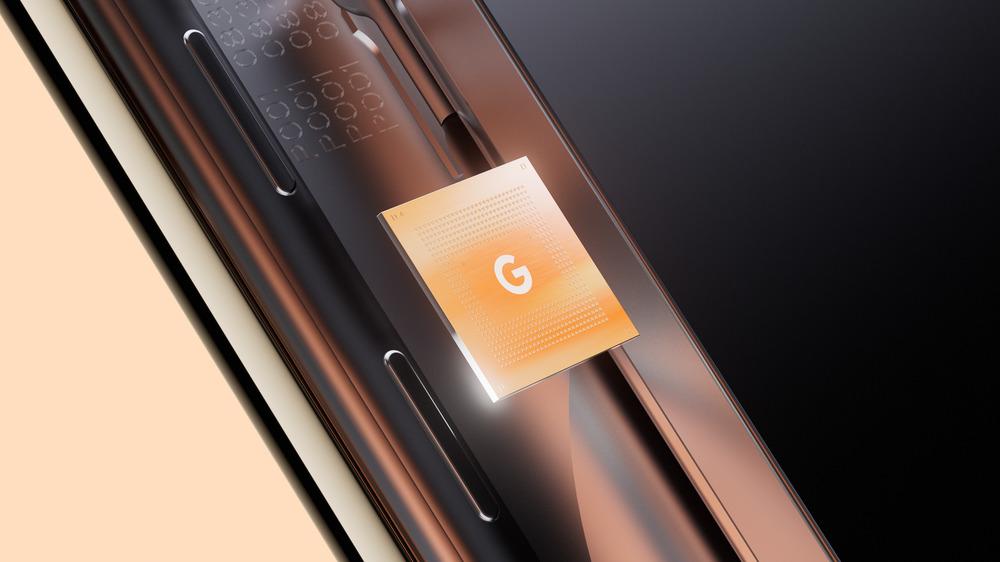 Pixel 6 搭載的 Google Tensor 是 Google 首款自家設計手機 SoC 。