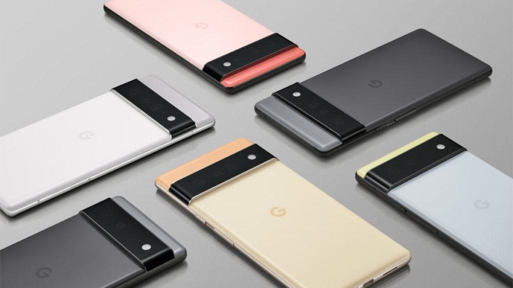 Google 在 8 月時就已經公布了 Pixel 6 不少規格資料。