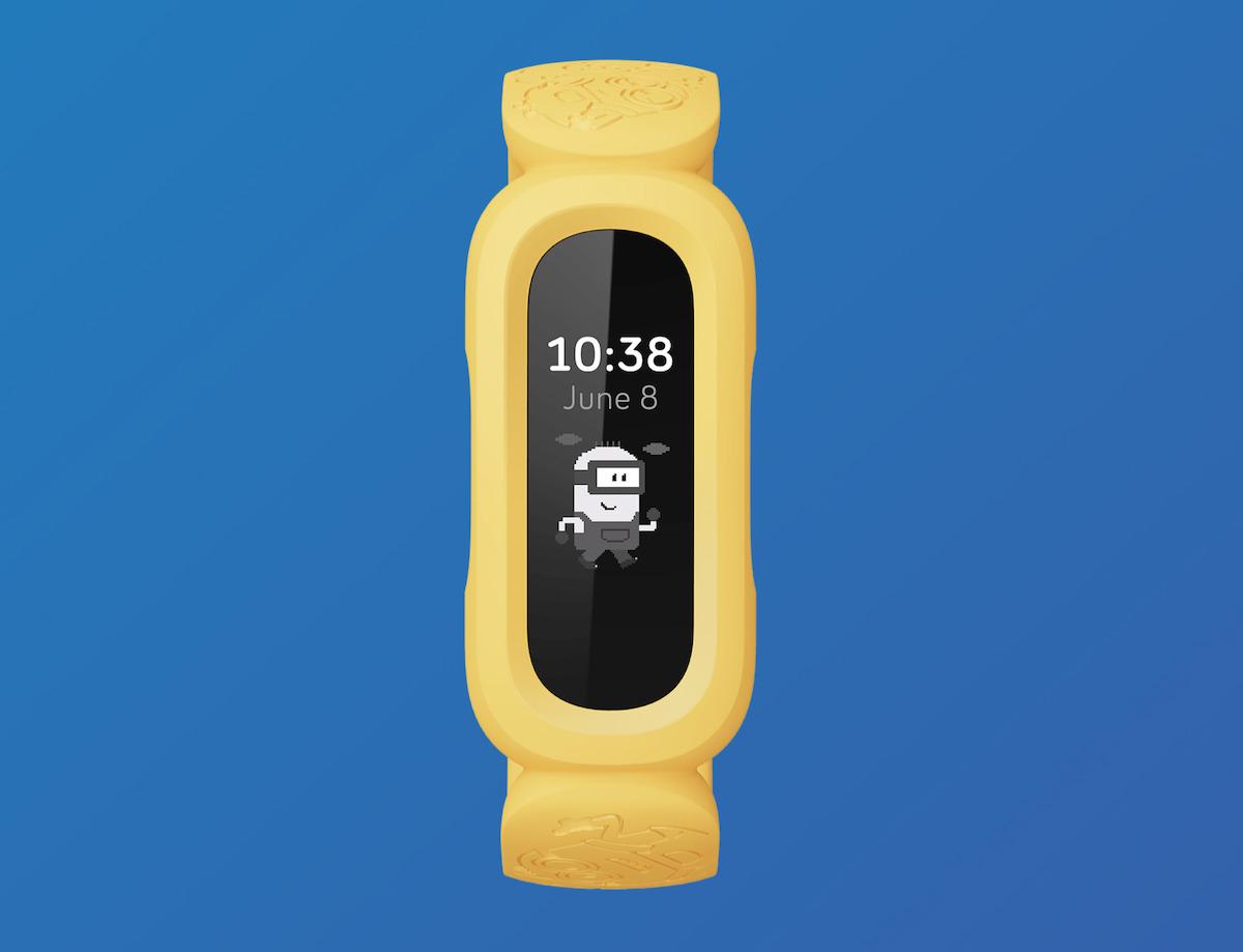 特別加入迷你兵團圖案的動態錶面,很可愛吧。
