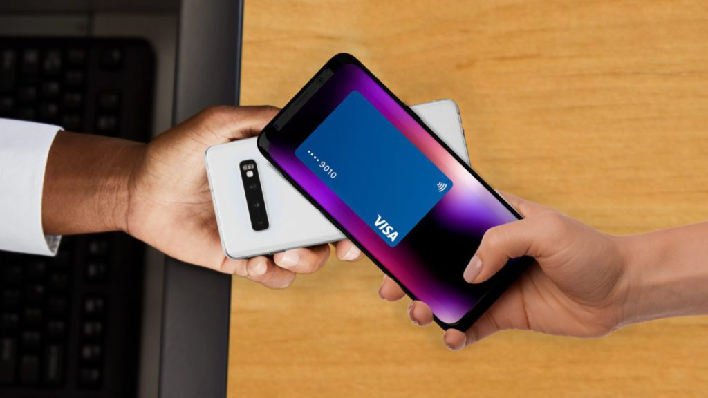 Visa 推出 Tap to Phone ,利用Android 的 NFC 讀取信用卡感應晶片。