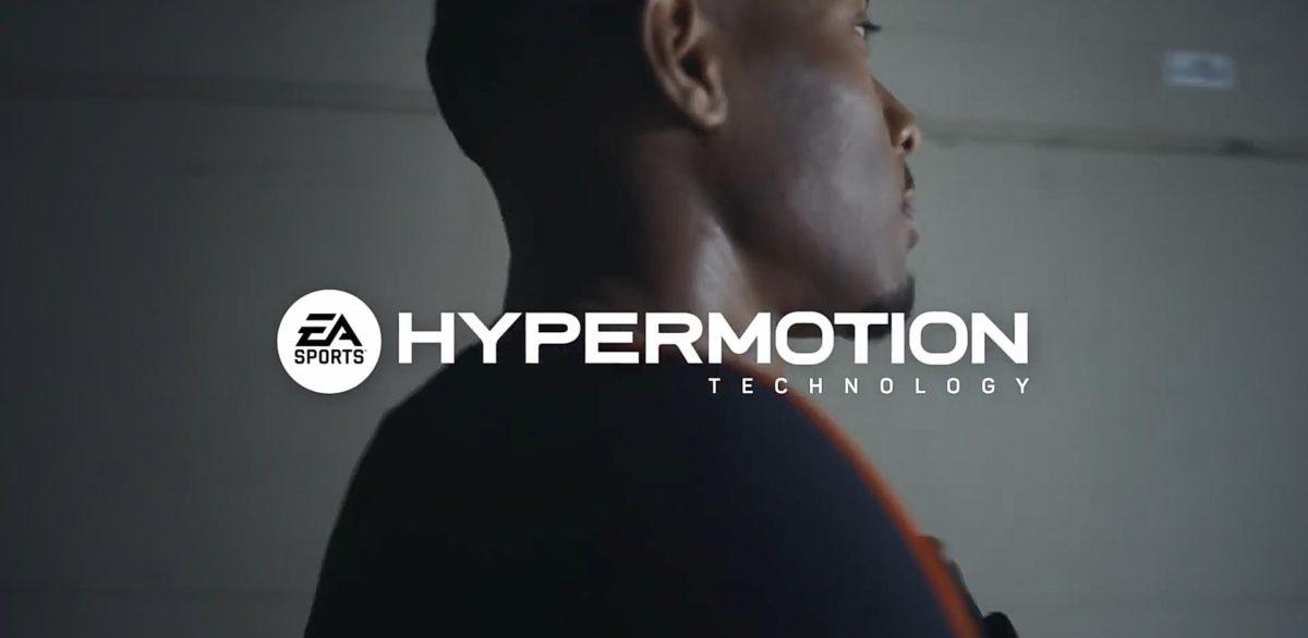 Hypermotion 技術可說是 FIFA 今作的新嘗試,找來球員一同創作,令到球員的動作在遊戲中更加順暢。