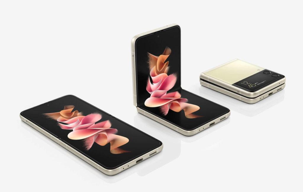 Galaxy Z Flip 3,港行定價為$8,298。