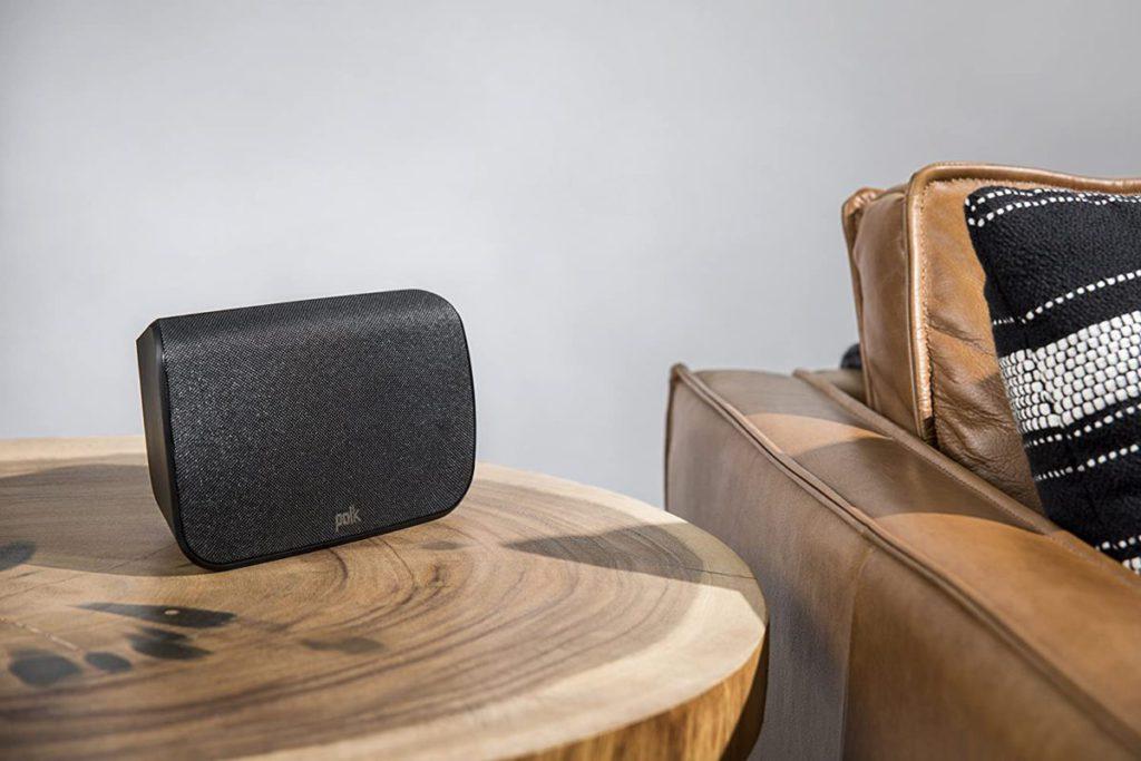 具備無線後置喇叭 Polk Audio 5.1 Soundbar平兩千