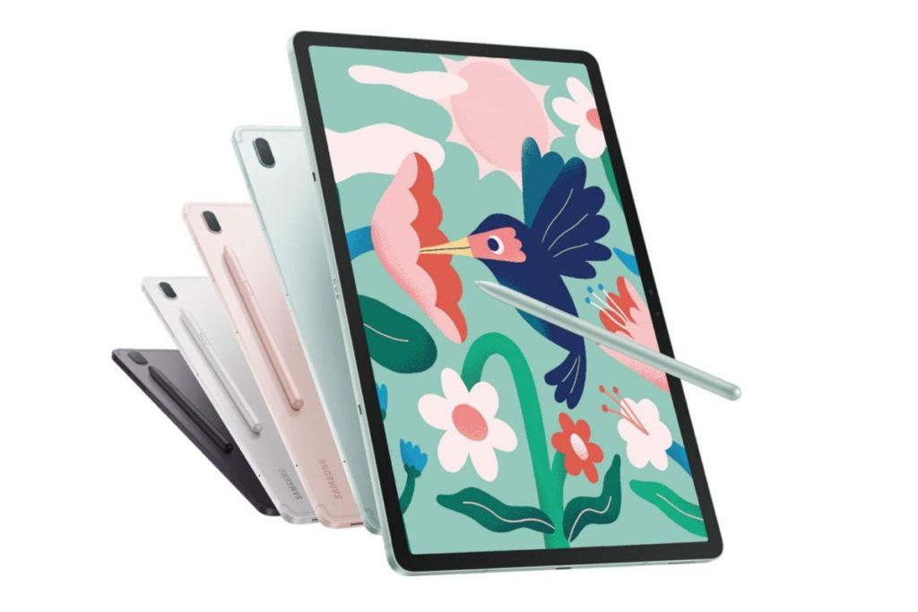 Galaxy Tab S7 FE 5G港行,街價約在$4,700左右。