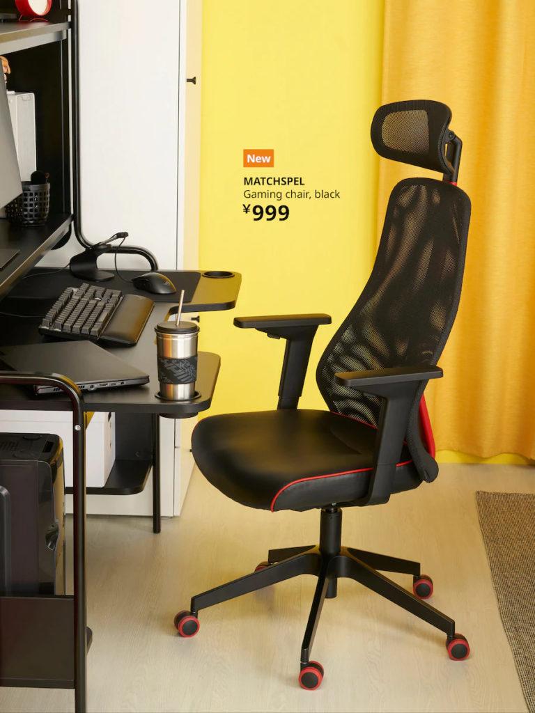 這款 Matchspel 電競椅售 999 人民幣。如果以差不多價錢在港發售就相當吸引。