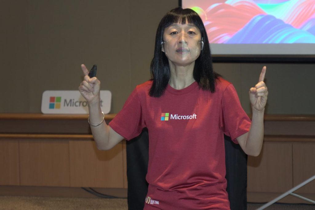 陳珊珊稱,香港企業的混合雲策略有更多用法。