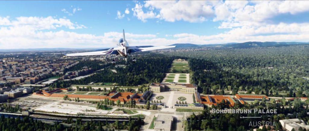 World update VI 為德國、奧地利和瑞士加入很多新 3D 城市和手製城堡、景點。