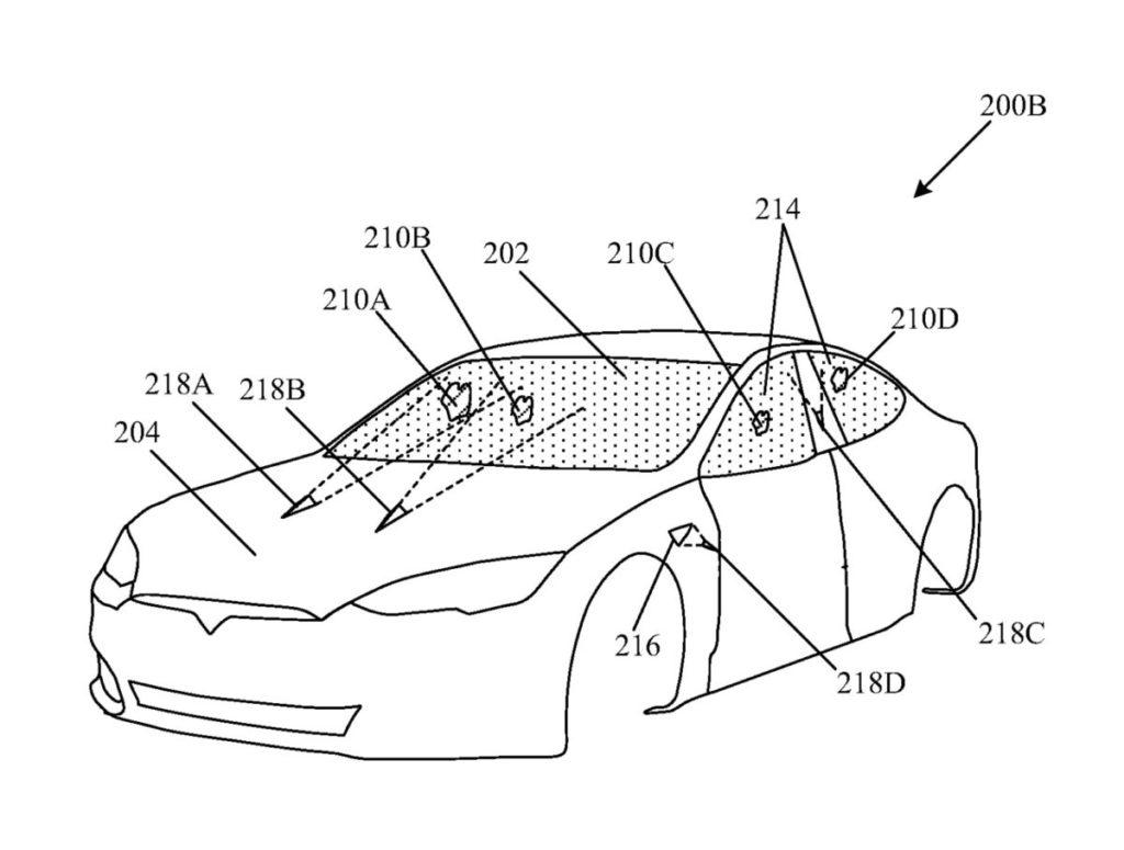 Tesla 打算用激光來消滅沾在擋風玻璃上的泥塵。