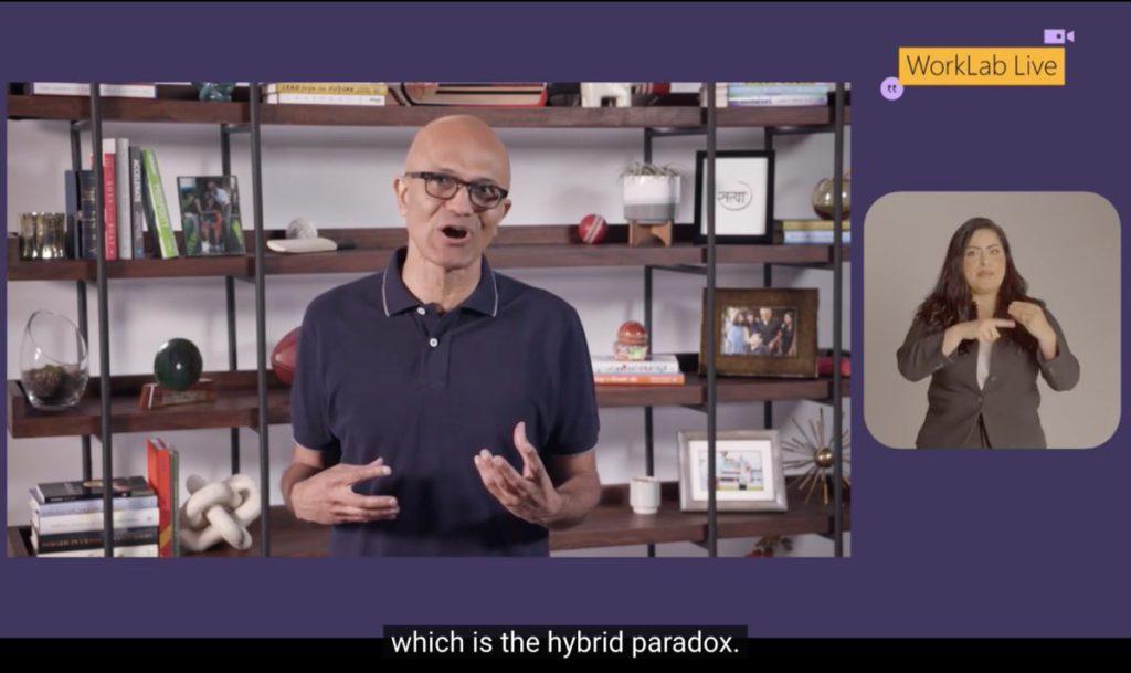 Microsoft 在 Teams 裡加入一系列新功能,希望改善混合悖論問題。