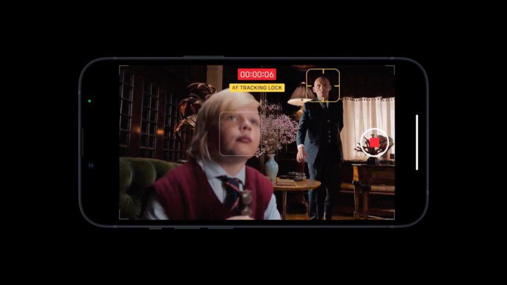 電影效果模式讓用戶輕鬆拍出富電影感的影片,可以自動或手動操作,又可以事後編輯。