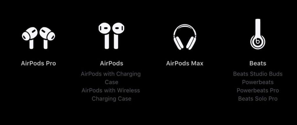 所有 Apple 耳機和部分 Beats 耳機都適用於這項優惠。