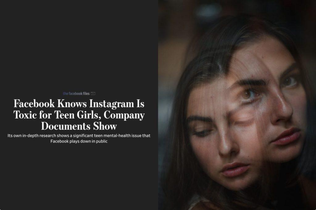 華爾街日報的報道引發公眾對青少年使用 Instagram 的問題熱烈討論。