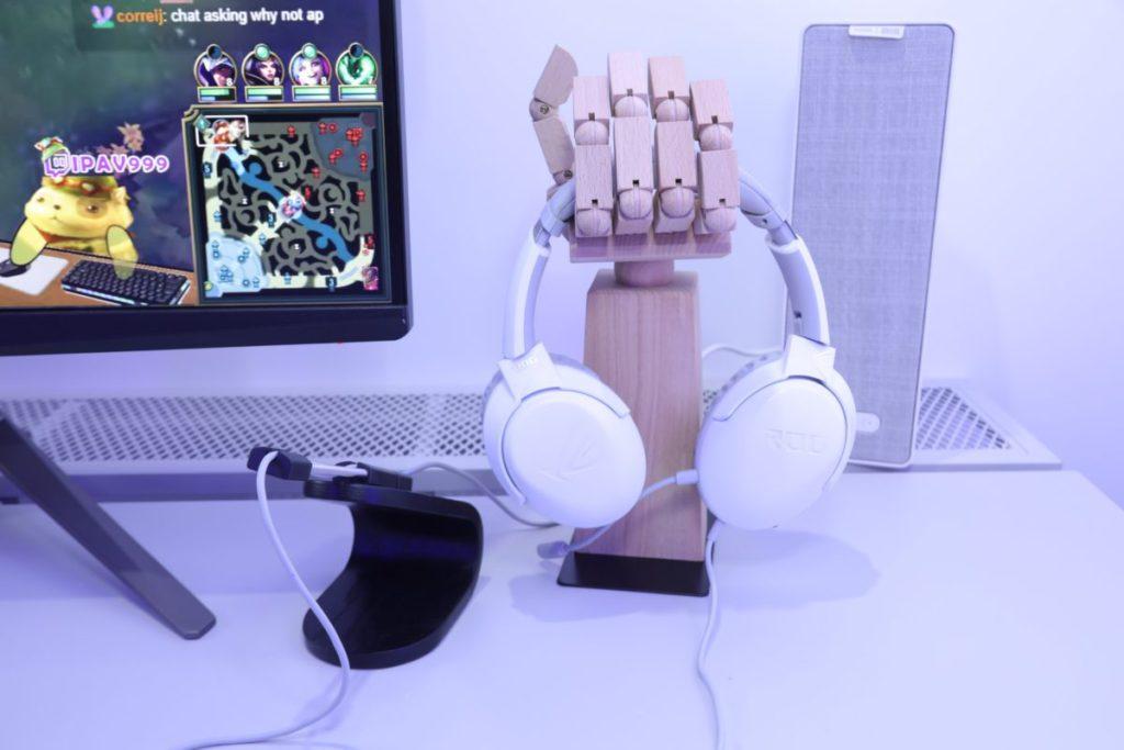 LÅNESPELARE 用品架($199),可按玩家需要改變手指形狀擺放各種物品。