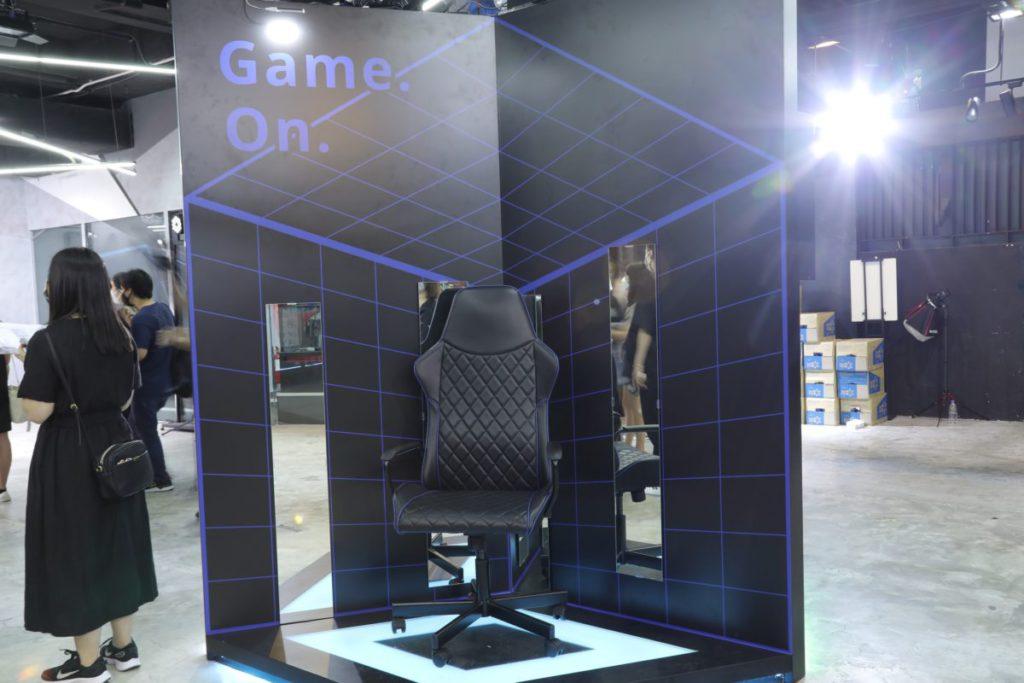 作為系列主打的 UTESPELARE 電競椅($990)