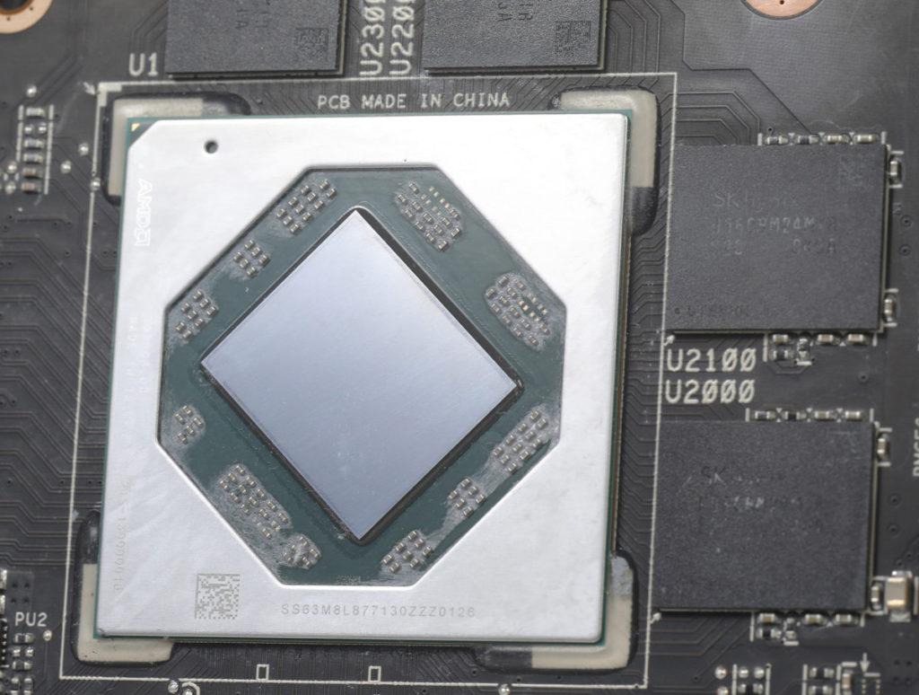 RX 6600 核心面積僅 237mm2,明顯較 RTX 3060 的 276mm2 小。