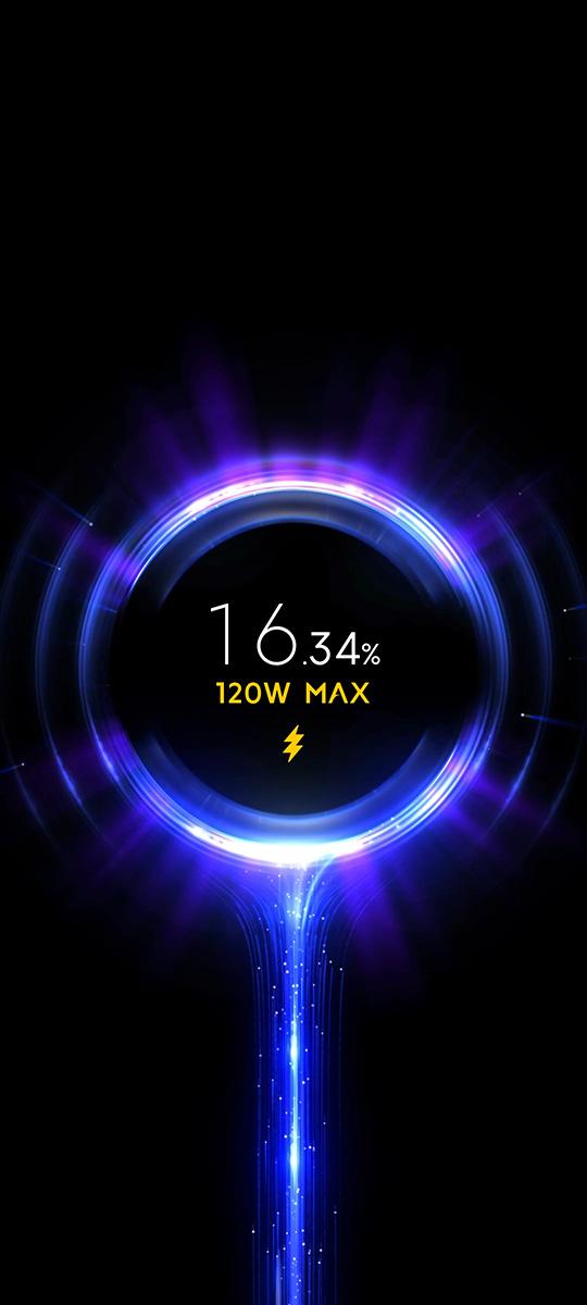 使用跟機原裝 120W 充電器之外,也要使用跟機達 6A 的 USB 線,即可用到 120W Xiaomi HyperCharge 功能,僅需 10 分鐘即可由 10% 充至 80%。