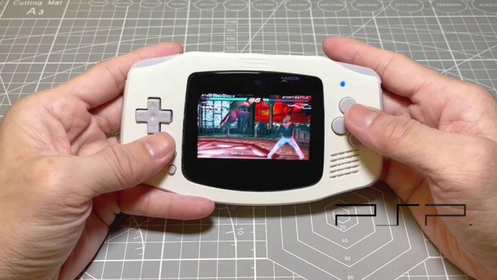 據稱效能連 PSP 版《鐵拳》都可以順暢遊玩。